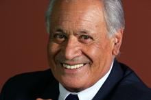 Sir Howard Morrison advertised Bic pens. Photo / NZPA