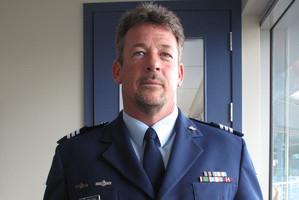 Sergeant Phil Le Comte.