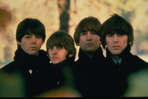 Paul, George, Ringo and John still have no need for surnames.