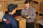 The vision of Fastway Couriers CEO Austin Mortimer is,