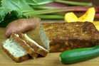 Gluten free courgette loaf