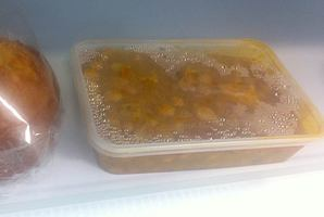 A pre-packed chickpea curry from Volt Convenience.Photo / NZ Herald online