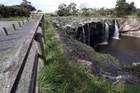Warning signs have yet to be erected at Wairua Falls, more than three years after an accidental death at the scenic destination. Photo / John Stone