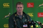 """Springboks captain Jean de Villiers wants to see constant improvement with each game they play and not necessarily reflective of the scoreboard. """"This game will will rank in the top three, if not the biggest game I've played in"""".  Photos courtesy of Getty Images"""
