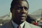 Idris Elba as Nelson Mandela in a new biopic of the former South African president. Photo / YouTube