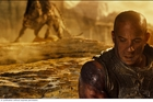 PRIMAL TIME: Riddick never changes gear, a little like lead actor Vin Diesel's facial expression.