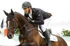 Jock Paget completed a memorable double as New Zealand took a clean sweep of the podium at the Burghley horse trials in Lincolnshire today. The 29-year-old Olympian won the three-day classic aboard Clifton Promise to complete a double of Badminton and Burghley - not achieved in the same year, on the same horse, since 1989 with Virginia Leng and Master Craftsman.