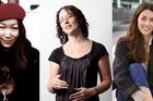Phoenix Wang, Sarah Hawlett Diprose and Raukura Turei
