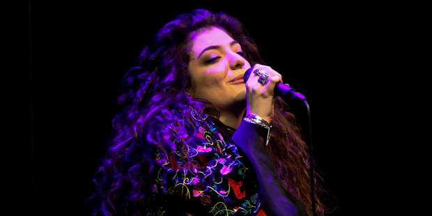 Loading Lorde lived up to her hype. Photo / Chris Loufte