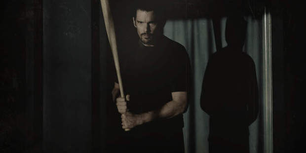 Ethan Hawke in 'Sinister'. Photo /  Summit Entertainment
