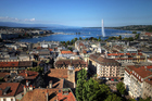 An aerial view of Geneva. Photo / Thinkstock