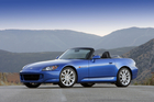 Honda is considering producing a baby S2000.