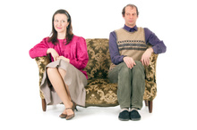Almost a quarter of couples don't sit next to each other when watching TV.Photo / Thinkstock