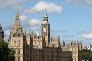 Houses of Parliament. File photo / Getty Images