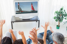 You could host an American's Cup viewing at home.Photo / Thinkstock