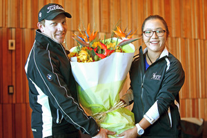 Guy Wilson and star pupil Lydia Ko have worked together at the Institute of Golf since she was 12. Photo / Getty Images