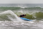 Danny Hart will have a packed schedule at the 2013 International Surf Challenge. Photo / George Novak