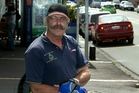 Greg McQuillan has complained to the police and Auckland Transport. Photo / Brett Phibbs