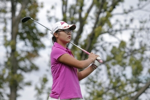 Lydia Ko has never missed a cut in a professional event. Photo / AP