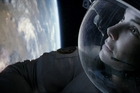 Bullock found herself feeling very isolated during the making of Gravity.
