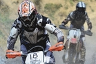 Tokoroa's Sean Clarke is combining individual events into an extreme series. Photo / Bikesportnz.com