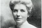Leading suffragette Kate Sheppard worked tirelessly for women's equality with men in New Zealand.  Photo / Alexander Turnbull Library
