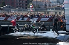 Oracle enjoy a better race, in similar conditions to their win.