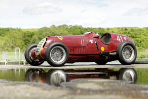A 1935 Alfa Romeo Tipo C 8C-35 Gran Prix car sold at auction for $11.54million NZD