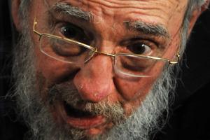 Former Cuban President Fidel Castro. Photo / AP