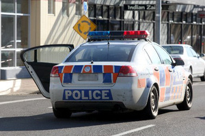 Police have arrested two Northland teenagers after the robbery of a Dargaville service station.