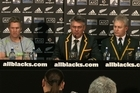 "Springboks head coach Heyneke Meyer acknowledge the All Blacks as the better team who won. ""That's why their the world champs, they really played well.