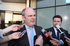 Minister for Economic Development Steven Joyce. Photo / Chris Gorman