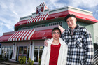 Bob Van Lunenburg's daughter Tanya lost her job at KFC's Birkenhead store. Photo / Getty Images