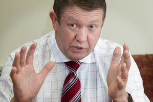 Labour leader David Cunliffe. Photo / Marty Melville