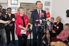 David Cunliffe. Photo / Steven McNicholl