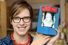Phoebe Hayman of Seedling who sell childrens toys. Photo / Chris Gorman