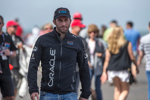 Ben Ainslie. Photo / Oracle