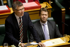 One member to emerge well from the leadership change is David Parker. Photo / Marty Melville