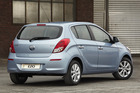 The Hyundai i20