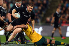 All Blacks hooker Dane Coles. Photo / Getty Images