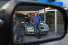 Jeroen van der Beek says more learner drivers are seeking tuition before the practical test.