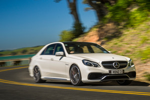 Mercedes has delivered a high-specced machine that would suit sporty types who want a muscle car and 'look-at-me' executives. Photos / Ted Baghurst