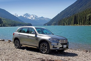 Drivers of BMWs new xDrive30d crossover are able to customise their experience.