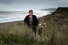 Judith Furlong at the Port Waikato memorial site where Jane's remains were discovered. Photo / Michael Craig