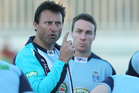 Blues coach Laurie Daley will oversee Origin preparations for the next two years. Photo / Getty Images
