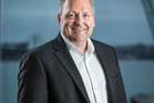 Xero, founded by Rod Drury (pictured), saw its shares touch a new high of $18.80 earlier today.
