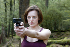Top of the Lake, and its star Elisabeth Moss, have been nominated for Emmy awards. Photo / AP