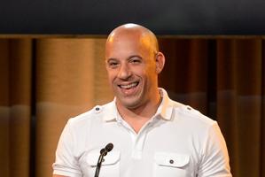 Vin Diesel. Photo / AP