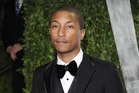 Pharrell Williams is developing his own fragrance.Photo / AP