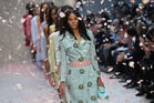 The Burberry Prorsum show at London Fashion Week. Photo / Joel Ryan/Invision/AP
